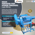 Mesin Perontok Padi (power thresher)