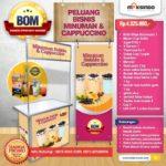 Paket Usaha Minuman Dan Capuccino Program BOM
