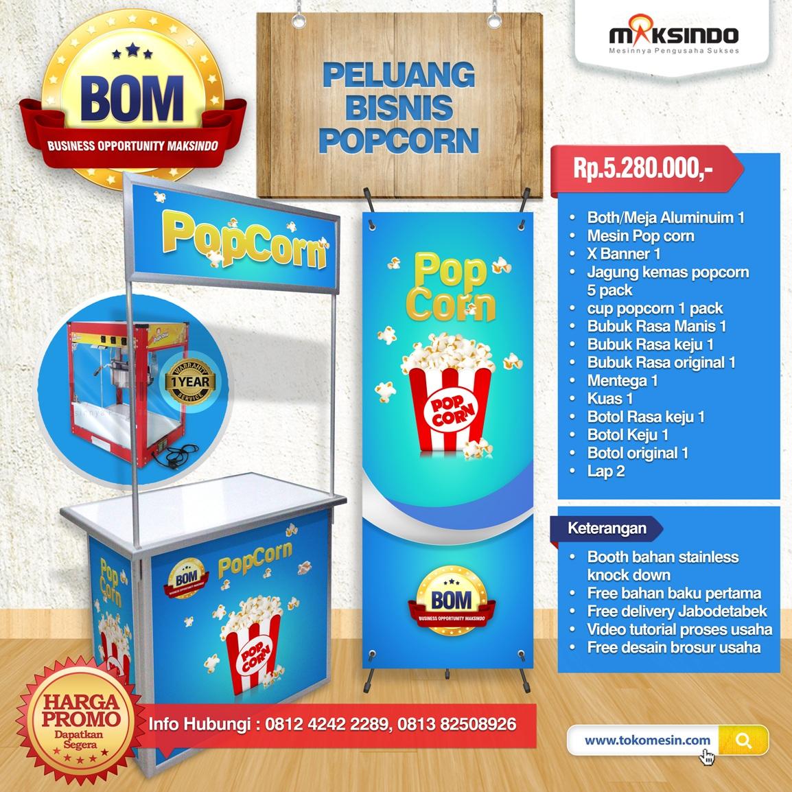 7.DESIGN popcorn