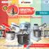 PROMO Pembelian Mesin Mixer Spiral dan Mixer Planetary Bulan Maret 2017