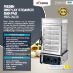 Mesin Display Steamer Bakpao – MKS-DW38
