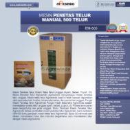 Mesin Penetas Telur Manual 500 Telur (EM-500)