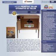 Mesin Penetas Telur Otomatis 50 Telur (EM-50AT)