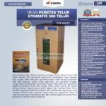 Mesin Penetas Telur Otomatis  500 Telur (EM-500AT)