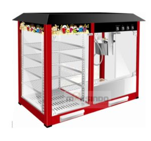 Mesin Popcorn Plus Display (POP33)