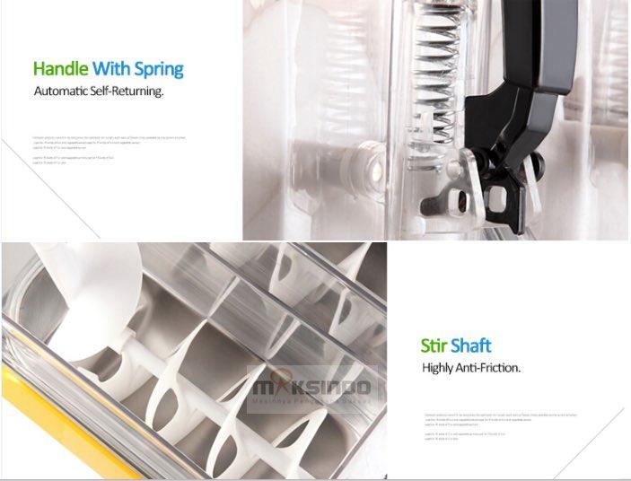 Mesin-Slush-Es Salju-dan-Juice-SLH01-6