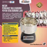 Mesin Pencabut Ayam Bulu Unggas AGR-PLC45