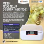 Mesin Penetas Telur 56 Butir (AGR-TT56)