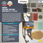 Mesin Filling Tepung dan Biji (20-1200gr)