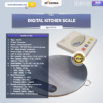 Digital Kitchen Scale (CH-311)