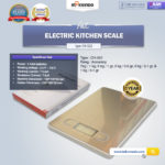 Electric Kitchen Scale (CH-322)