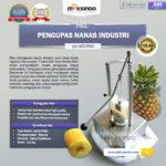Pengupas Nanas Industri MKS-PN60