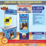 Paket Usaha Waffle Stick Program BOM