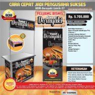 Paket Sweet Dorayaki ( Listrik ) Program BOM