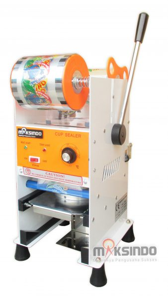 Mesin Cup Sealer Semi Automatic CPS-9A