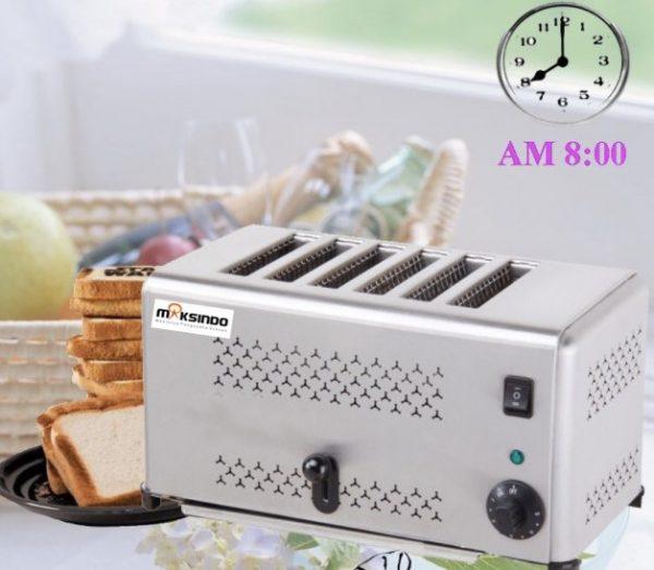 Mesin Bread Toaster (Roti Bakar-D06)