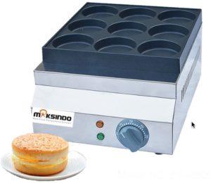 Mesin Burger Telur Serbaguna (Gas- BURG9)