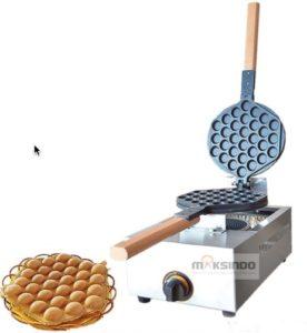 Mesin Egg Waffle Gas (GW07)