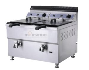 Mesin Gas Fryer 34 Liter (MKS-GF182)