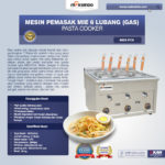 Mesin Pemasak Mie 6 Lubang (Gas, MKS-PC6)