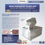 Mesin Pengancur Tulang Sapi, dll (BC300)