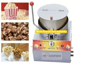 Mesin Popcorn Gas (MKS-POP10)