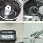 Mesin Universal Fritter 6 liter (VGC6)