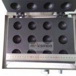 Mesin Waffle Bentuk Bola Bulat (BLS12)