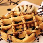 Mesin Waffle Bentuk Hello Kitty (Kitty2)
