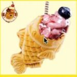 Mesin Waffle Taiyaki Open Mouth (ETYK1)