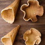 Pembuat Cone dan Mangkuk Es Krim (CIC21)
