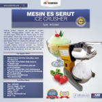Mesin Es Serut (Ice Crusher MKS-003)