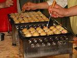 Mesin Takoyaki Listrik (28 Lubang)