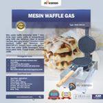 Mesin Waffle Gas (WFL01)