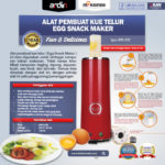Egg Roll Snack Telur Rumah Tangga ARDIN ARD-202