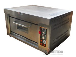 Mesin Oven Roti Gas 1 Loyang (MKS-RS11)