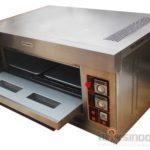 Mesin Oven Roti Gas 2 Loyang (MKS-RS12)
