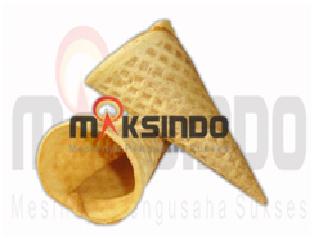 Cone Ice Cream Bentuk Kerucut