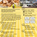 Training Usaha Roti Manis dan Tawar, 11 November 2017