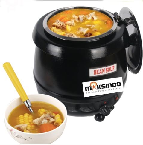 Mesin Penghangat Sop (soup Kettle) – SB6000