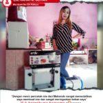 Mie Ayam Ibu Eni Rahayu : Usaha Semakin Mudah dan Ringan dengan Mesin Cetak Mie Maksindo