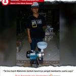 Bakmi Jowo Mbah Gempar : Dengan Menggunakan Mesin Giling Bumbu Basah Maksindo Produksi Saya Lebih Memuaskan