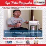Sosis Kencana : Usaha Sosis Rumaha