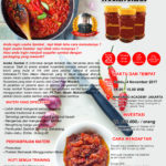 Training Usaha Aneka Sambal Nusantara, 4 November 2017