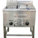 Gas Deep Fryer 24 Liter 2 Tank (G74)