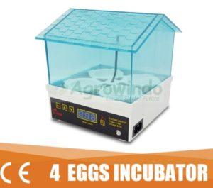 Tetas Telur Mini 4 Butir (AGR-TT4)