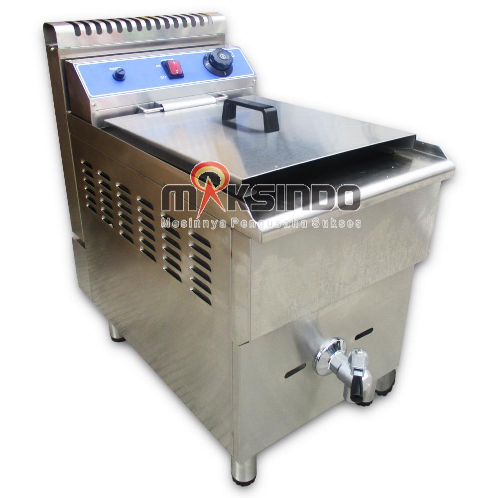 Mesin Gas Fryer 17 Liter (MKS-181)