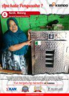 Kerupuk Bawang Dua Putra: Mesin Oven Pengering Membantu Usaha