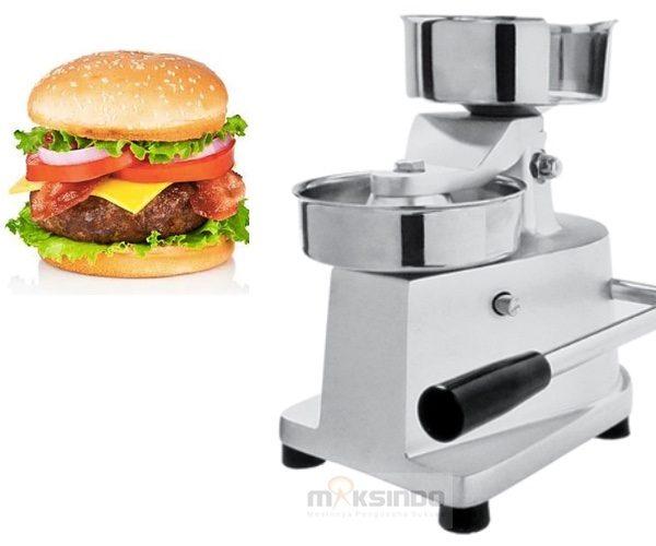 Alat Pencetak Hamburger Manual (HBP15)