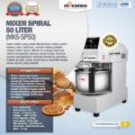 Mixer Spiral 50 Liter (MKS-SP50)